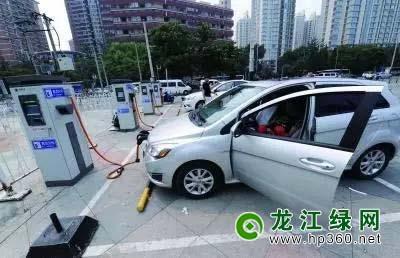 北京新能源汽车指标将不再摇号